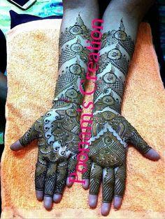 1 Beautiful Arabic Mehndi Designs, Cool Henna Designs, Full Mehndi Designs, Latest Arabic Mehndi Designs, Floral Henna Designs, Unique Henna, Latest Bridal Mehndi Designs, Stylish Mehndi Designs, Mehndi Designs For Beginners