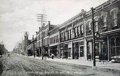 Renfrew ON where writer Robertson Davies grew up Ottawa Valley, Small Towns, Ontario, Writer, Street View, Canada, Photos, Pictures, Writers