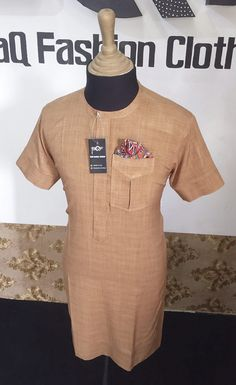 African Wear Styles For Men, African Attire For Men, African Clothing For Men, African Shirts, African Outfits, Nigerian Men Fashion, African Men Fashion, Mens Fashion, Men Design