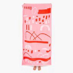 0896190511b2 Slowdown Studio Introduces New Blankets and Beach Towels for Season Eight -  Design Milk Designer Beach