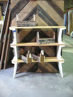 RX Made/Strand Design Stacking Bookshelf