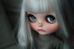 Blythe Doll Custom by chaoskatenkosmos on Etsy