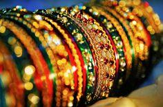 South Asian Indian Wedding Baltimore Harbor Bracelets 500x332 Traditional Hindu Wedding in Baltimore: Maya + Cam