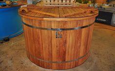 Badestamp Bygge selv modell - TimberIN
