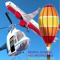 Medivic Aviation a leading and well-known brand of air and train ambulance service Provider Company in India. Now it has been globalized its services, it means it doesn't matter whether you are in India or out of India you may direct contact here thereafter Medivic Aviation team immediately approach you.