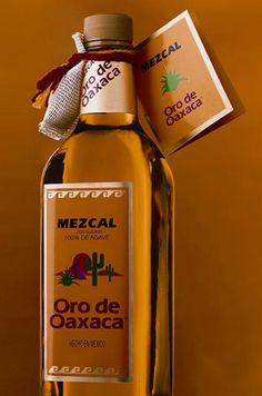 Mezcal Oro de Oaxaca