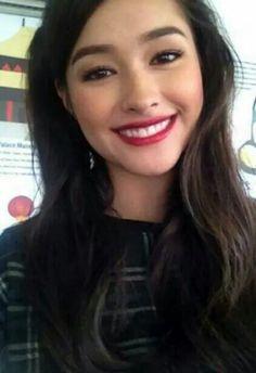 - very nice stuff - share it - Liza Soberano - Lisa Soberano, Filipina Beauty, Asian Hair, Hair Care Tips, Woman Crush, Dark Hair, Hair Trends, Cool Hairstyles, Face Makeup
