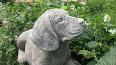 Nice This Is A Great Statue Of A Laying Beagle 9 High And 15 Long. He Will Look  So Graceful In Any Garden, Porch, Or Home. Everything Is Poured In Our  Rhode ...