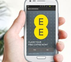 In January 2013 Proxama partnered with EE to launch an NFC Reward Wallet and coffee loyalty card, which was to be used in the Costa Coffee concession at the EE head office in Paddington.