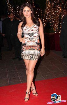 Kareena Kapoor at Karan Johar's Naughty at 40 Birthday Bash, May 25, 12