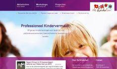 Nieuwe website voor De Kindertuin