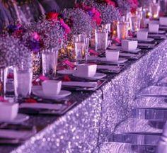 #weddingtableware #weddings #elegant #weddingreceptiondecor #weddingsbykenya #purple #fuschia