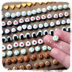 150 Japanese rice balls !