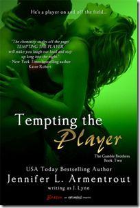 Tempting the Player by J. Lynn