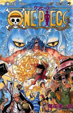 """""""One Piece"""" volume #65"""