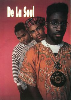 De La Soul definition of hip hop Hip Hop Look, Style Hip Hop, Hip Hop And R&b, 80s Hip Hop, Hip Hop Rap, Hip Hop Artists, Music Artists, Soul Artists, Leonardo Dicaprio