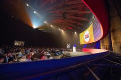 The Next Web conference in beeld