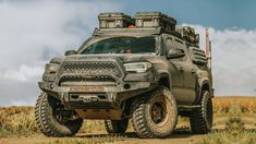 Toyota Trucks, 4x4 Trucks, Truck Mods, Defender 130, Land Rover Defender, Best Off Road Vehicles, Tacoma Off Road, Off Road Camping, Tacoma Truck