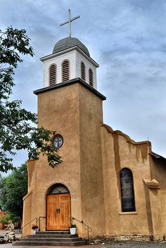 Iglesia San Jose    Cerrillos, New Mexico