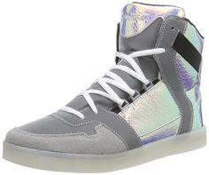 Nat-2 LED Cube Herren Hohe Sneakers: Amazon.de: Schuhe & Handtaschen
