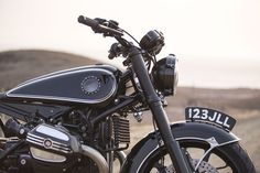 BMW R NineT Classic - Blog - Motorcycle Parts and Riding Gear - Roland Sands Design