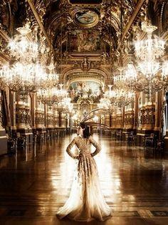 Modern fairytale./ Cinderella / karen cox. The grand Ballroom