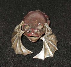 Bob (Robert) Burkett - bat with wings that move