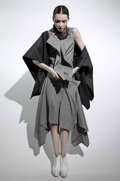 S/S 2012 by Max Tan.