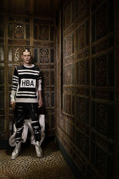 Hood By Air, pre-fall 14