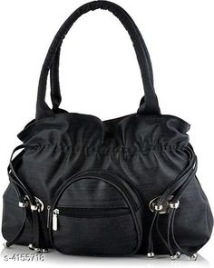 Handbags Elegant Fancy PU Leather Handbag Material: PU Leather No. of Compartments: 2 Pattern: Solid Type: Handheld Multipack: 1 Sizes:Free Size (Length Size: 38 in Width Size: 30 in Height Size: 2 in) Country of Origin: India Sizes Available: Free Size   Catalog Rating: ★4.1 (7911)  Catalog Name: Eva Elegant Fancy Pu Leather Handbags Vol 14 CatalogID_592352 C73-SC1073 Code: 472-4155718-054