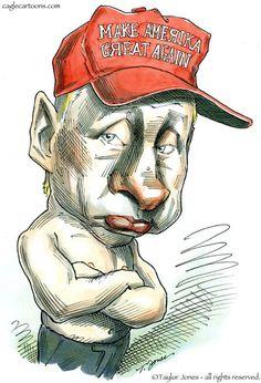 Break-In: The Putin-Trump Connection - https://www.laprogressive.com/putin-trump-connection/