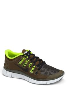 Nike 'Free 5.0 Shield' Running Shoe (Men) | Nordstrom