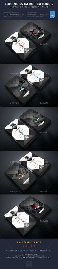 Photography Business Card — Photoshop PSD #orange #corporate • Available here → https://graphicriver.net/item/photography-business-card/17679313?ref=pxcr