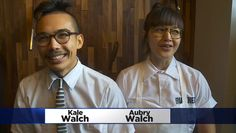 The owners of The Herbivorous Butcher in NE Minneapolis were interviewed by several TV stations in Minneapolis on Jan. 23, 2016, the day of their grandopening.