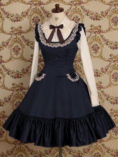 Mary Magdalene / Jumper Skirt / Norin JSK
