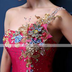 Sereia Vestido de Noiva Cauda Capela Mula Manca Renda / Cetim / Tafetá com Miçanga / Cristais / Bordado / Flor / Renda / Estampa de 4944486 2017 por R$1.351,97