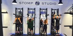 Sweat SF: Stomp Your