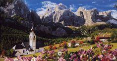 """Puzzle """"Dolomitas Italia"""", marca Clementoni... ¡de 13200 piezas! ¡Vaya desafío!"""
