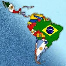 Brief history of coffee in Latin America. Read how coffee originated in Latin America. South America Destinations, South America Travel, Latin America Map, Spanish Teaching Resources, Coffee Uses, Coffee Type, Flags Of The World, Project Based Learning, American Country
