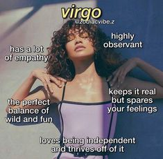 Leo Virgo Cusp, Virgo Traits, Virgo Girl, Virgo Love, Zodiac Signs Sagittarius, Zodiac Star Signs, Virgo Personality Traits, Virgo Memes, Virgo Quotes