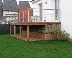 71 Meilleures Images Du Tableau Construction Terrasse Bois