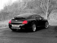 Bentley ...