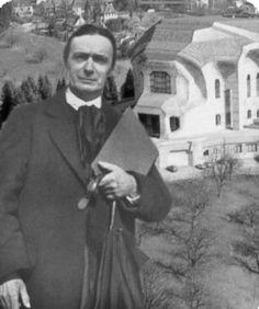 Rudolf Steiner in 1913.