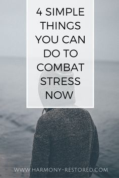 Easy ways to release stress and heal from adrenal fatigue