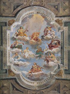Greek Paintings, Italian Paintings, Classic Paintings, Dark Fantasy Art, Serial Art, Rennaissance Art, Dinosaur Wallpaper, Baroque Art, Byzantine Art