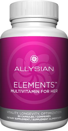 Start your day with a combination of 74 ingredients that help optimize health at the cellular level. http://www.allysian.com/genesis.html