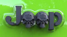 Cuz it's Custom's Zombie Response Vehicle Emblem for Jeeps