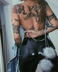 Gorgeous Back Tattoo Designs That Will Make You Look Stunning; Back Tattoos; Tattoos On The Back; Back tattoos of a woman; Little prince tattoos; Tattoo Girls, Back Tattoo Women, Girl Tattoos, Tattoo On Back, Back Tats, Sleave Tattoos For Women, Girl Cross Tattoos, Ladies Tattoos, Unique Tattoos For Women