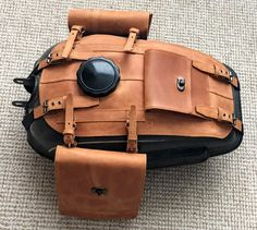 Fuel tank gas cover crazy horse leather 1 pockets for motorcycle URAL and 2 removable side bags Crazy Horse, Leather Cover, Tan Leather, Cafe Racer Build, Side Bags, Leather Projects, Motorcycle Accessories, Custom Bikes, Vegetable Tanned Leather