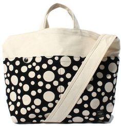 "Japanese print canvas bag / ShopStyle(ショップスタイル): Porter ""伊勢型紙""トートバッグ - shopstyle.co.jp"